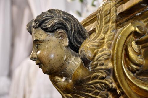 Ángel (detalle)