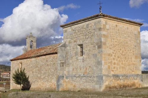 Ermita,  vista lateral